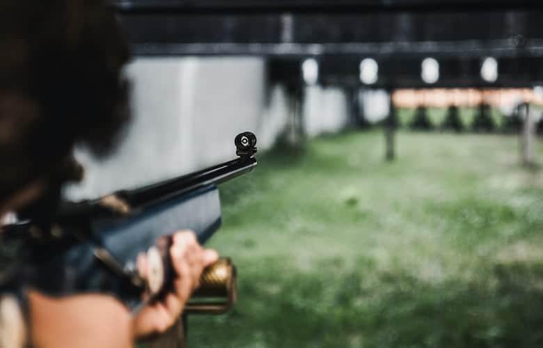 Can I shoot a Pellet Gun in My Backyard